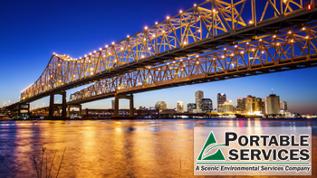 Portable Services Inc. of Slidell, LA