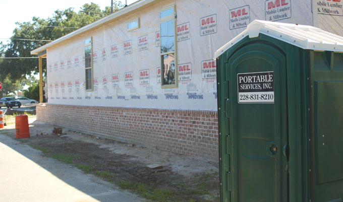 Porta potty rental in Metairie, LA
